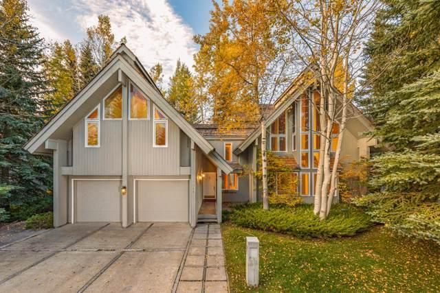 3055&3035 N Aspenwood Lane, Wilson, WY 83014 (MLS #19-2822) :: The Group Real Estate