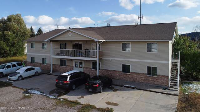 121 Wright St. #1, Thayne, WY 83127 (MLS #19-2857) :: West Group Real Estate