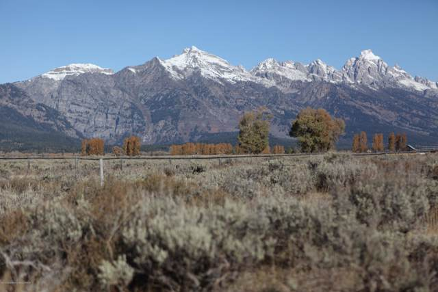 7450 O'rourke Way, Jackson, WY 83001 (MLS #19-2871) :: Sage Realty Group