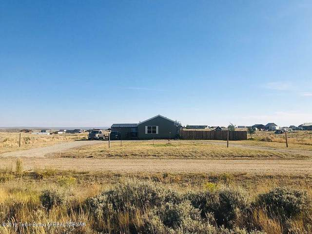 4 Osage Path, Pinedale, WY 82941 (MLS #19-2912) :: Sage Realty Group