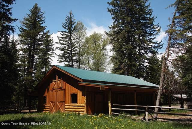 02-000461 N Snake River Woods Dr, Jackson, WY 83002 (MLS #19-2944) :: Sage Realty Group