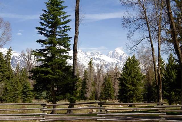 6600/6605 N Snake River Woods Dr, Jackson, WY 83001 (MLS #19-2945) :: Sage Realty Group