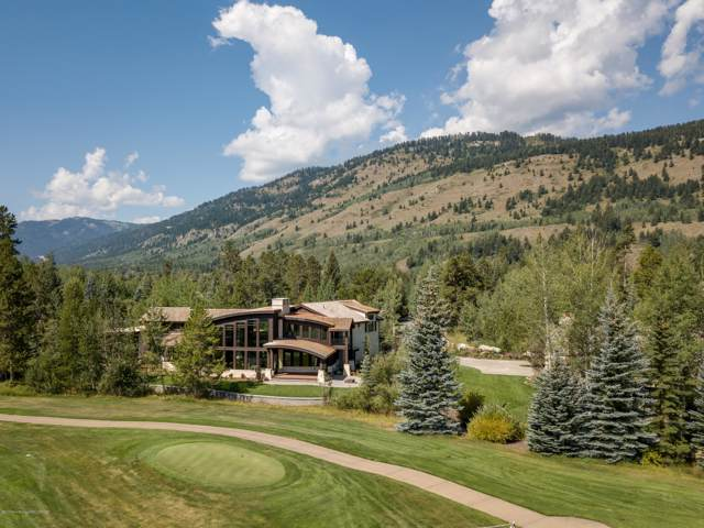 3240 Teton Pines Drive, Wilson, WY 83014 (MLS #19-2946) :: West Group Real Estate