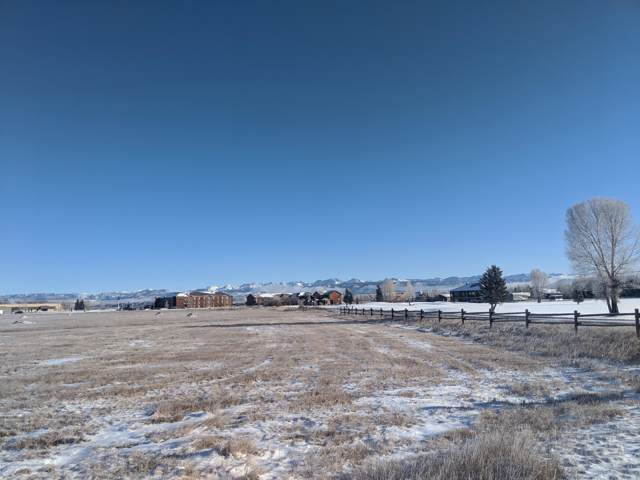Club House Rd, Pinedale, WY 82941 (MLS #19-2948) :: Sage Realty Group