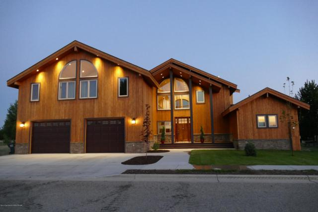 1307 Club House Rd, Pinedale, WY 82941 (MLS #19-297) :: West Group Real Estate