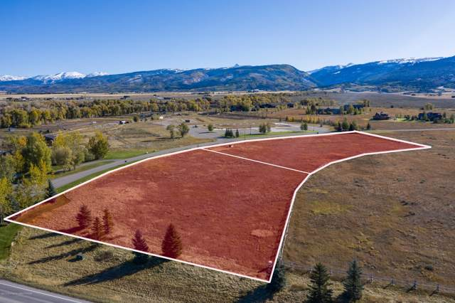 0000 Teton Saddleback Vistas Drive, Driggs, ID 83422 (MLS #19-2970) :: West Group Real Estate