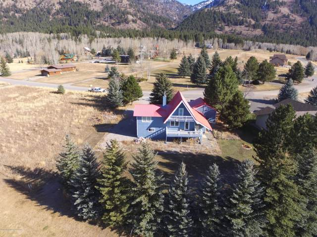 270 Alpine Way, Star Valley Ranch, WY 83127 (MLS #19-3023) :: West Group Real Estate