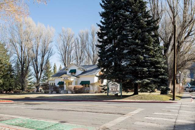 211 E Broadway Ave, Jackson, WY 83001 (MLS #19-3027) :: Sage Realty Group