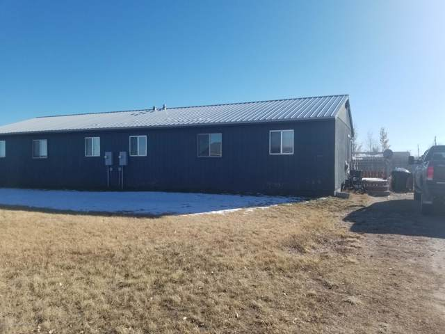 302 W Sixth St, Marbleton, WY 83113 (MLS #19-3036) :: The Group Real Estate