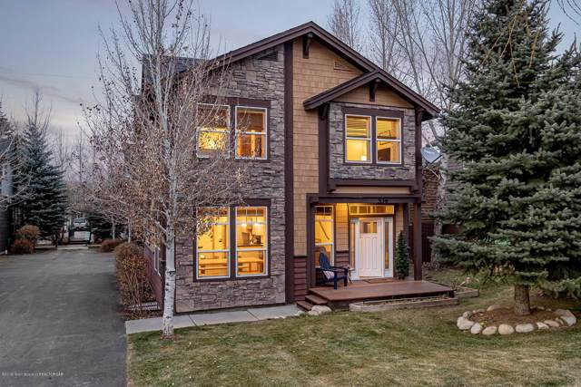 536 E Kelly Ave, Jackson, WY 83001 (MLS #19-3037) :: Sage Realty Group