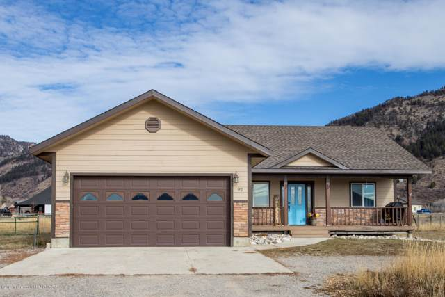 92 Bonneville Rd, Star Valley Ranch, WY 83127 (MLS #19-3038) :: West Group Real Estate