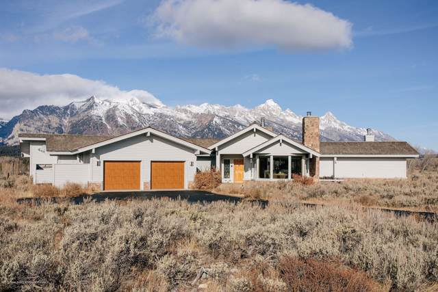 935 E Solitude Dr, Jackson, WY 83001 (MLS #19-3045) :: Sage Realty Group