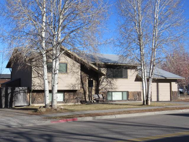 595 E Kelly Ave, Jackson, WY 83001 (MLS #19-3054) :: Sage Realty Group