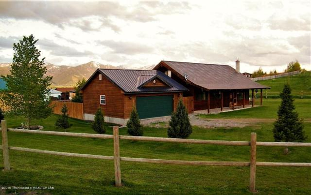 251 Hillview Drive, Afton, WY 83110 (MLS #19-307) :: Sage Realty Group
