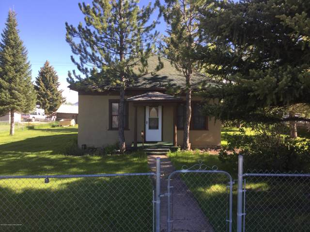 330 W Main St, Cokeville, WY 83114 (MLS #19-3074) :: Sage Realty Group