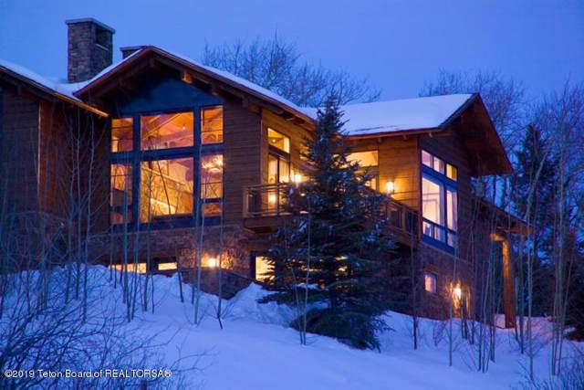 3090 Garnet Road, Teton Village, WY 83025 (MLS #19-3075) :: West Group Real Estate