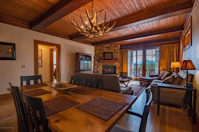3285 W Village Drive #205, Teton Village, WY 83025 (MLS #19-3086) :: Sage Realty Group