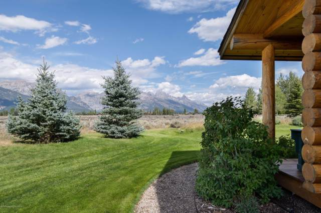 490 Moulton Loop Rd, Jackson, WY 83001 (MLS #19-3087) :: Sage Realty Group