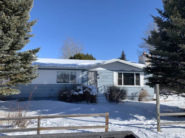 412 N Franklin Ave, Pinedale, WY 82941 (MLS #19-3099) :: Sage Realty Group
