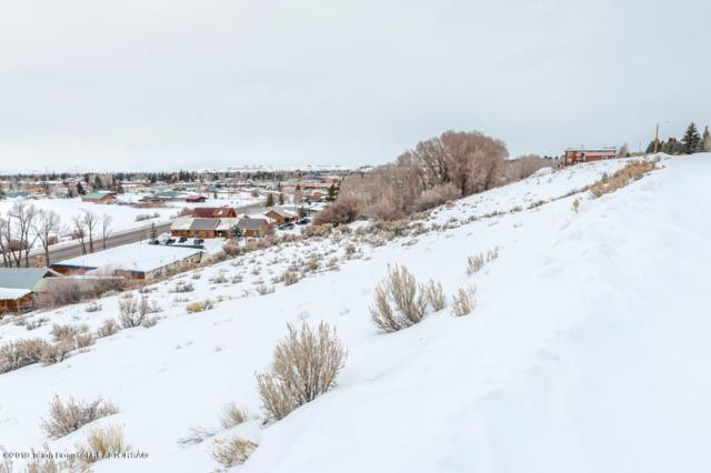 17 S Skyline St, Pinedale, WY 82941 (MLS #19-313) :: Sage Realty Group