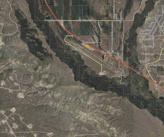 Airport Dr, Lot 2, Pinedale, WY 82941 (MLS #19-3132) :: Sage Realty Group