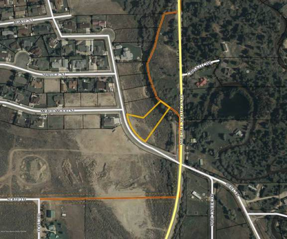 Fox Willow Drive, Lot 32, Pinedale, WY 82941 (MLS #19-3142) :: West Group Real Estate