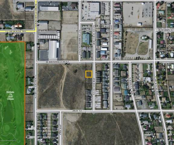 South Colter Loop, Lot 2, Pinedale, WY 82941 (MLS #19-3152) :: Sage Realty Group