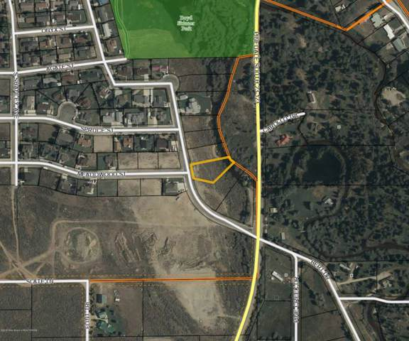 Fox Willow Drive, Lot 31, Pinedale, WY 82941 (MLS #19-3158) :: West Group Real Estate