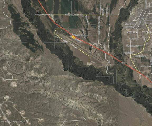 Airport Dr, Lot 1, Pinedale, WY 82941 (MLS #19-3163) :: Sage Realty Group