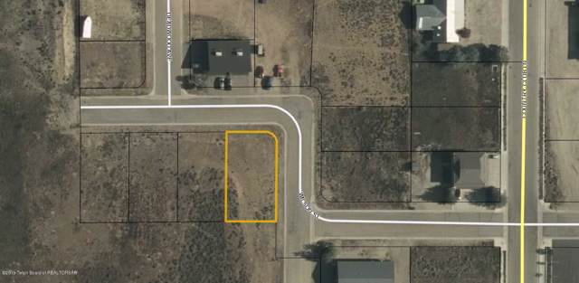 LOT 9 Wilson Street, Pinedale, WY 82941 (MLS #19-3190) :: Sage Realty Group