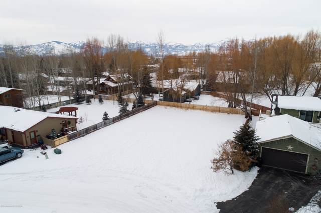 1195 W Hay Sled Dr, Jackson, WY 83001 (MLS #19-3201) :: Sage Realty Group