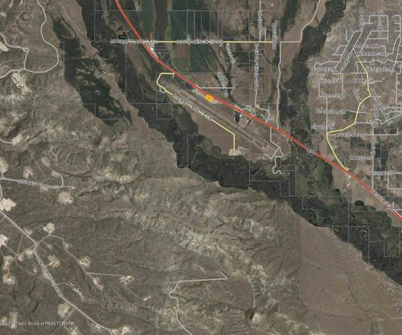 Airport Dr, Lot 3, Pinedale, WY 82941 (MLS #19-3205) :: Sage Realty Group