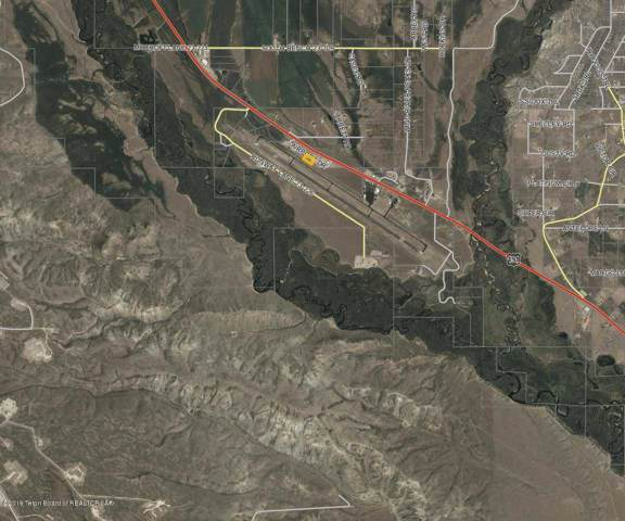 Airport Dr, Lot 7, Pinedale, WY 82941 (MLS #19-3207) :: Sage Realty Group