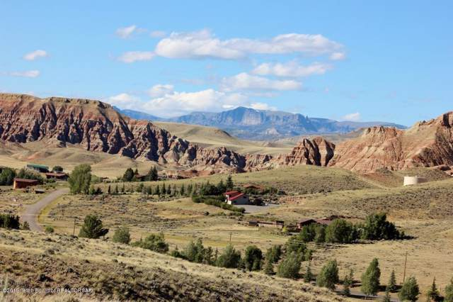TBD Stock Trail 4 Lots 19.67 Acres, Dubois, WY 82513 (MLS #19-3236) :: Sage Realty Group