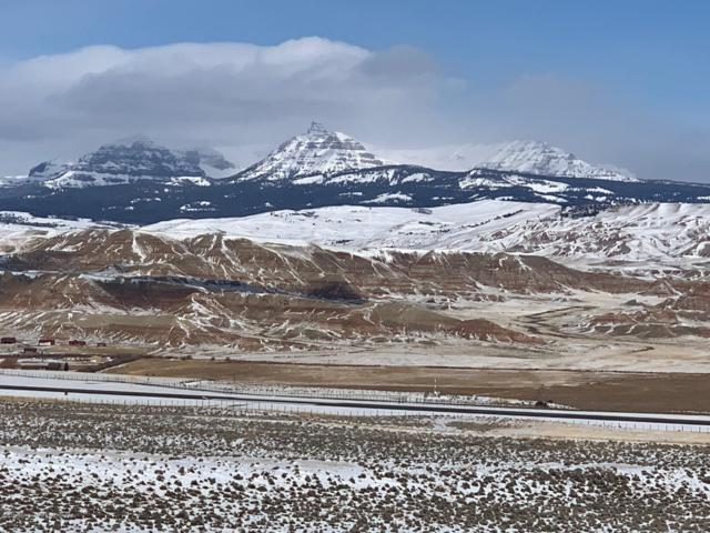 26 Water Gulch Trail, Dubois, WY 82513 (MLS #19-324) :: Sage Realty Group