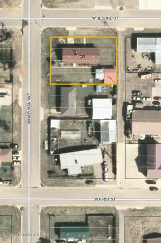 20 W Second St, Marbleton, WY 83113 (MLS #19-3241) :: West Group Real Estate