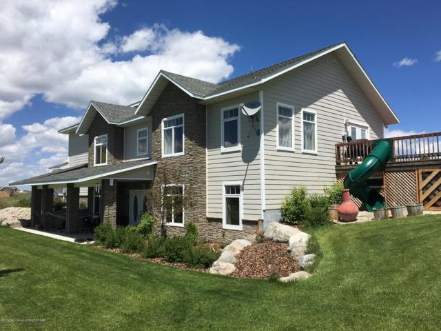 18 Arrowhead Ave, Pinedale, WY 82941 (MLS #19-328) :: West Group Real Estate