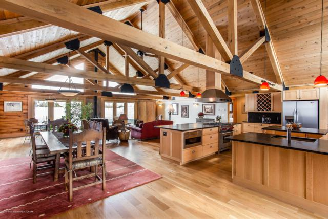 155 Stinnett Drive, Jackson, WY 83001 (MLS #19-329) :: West Group Real Estate