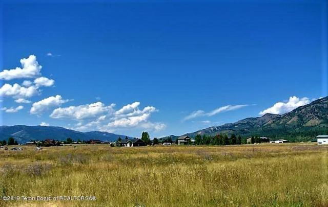 Lot 161 Sweetgrass Trail, Alpine, WY 83128 (MLS #19-393) :: Sage Realty Group