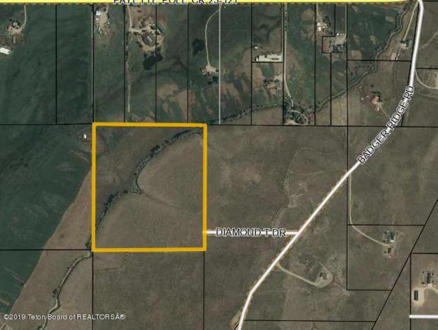TBD Diamond T Dr., Pinedale, WY 82941 (MLS #19-428) :: Sage Realty Group