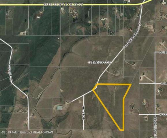 TBD Badger Ridge Dr., Pinedale, WY 82941 (MLS #19-432) :: Sage Realty Group