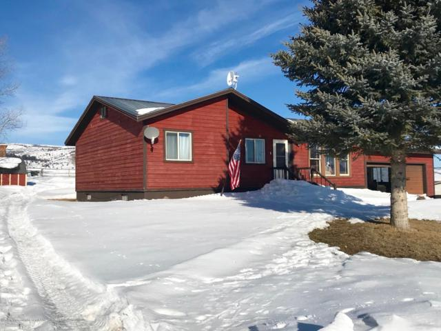362 Hillview Dr, Afton, WY 83110 (MLS #19-466) :: Sage Realty Group