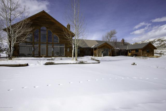 1068 Horse Creek Rd, Dubois, WY 82513 (MLS #19-480) :: Sage Realty Group