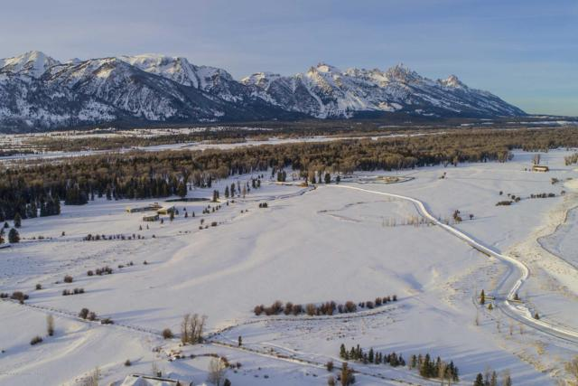 6955 Bar-B-Bar Ranch Road, Jackson, WY 83001 (MLS #19-482) :: West Group Real Estate