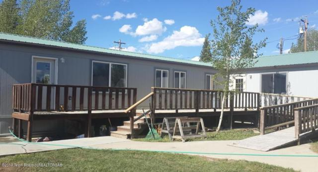 131 S Jackson Ave, Pinedale, WY 82941 (MLS #19-491) :: Sage Realty Group