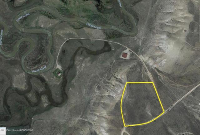 Lot 3 Hill Rd, Daniel, WY 83115 (MLS #19-514) :: West Group Real Estate