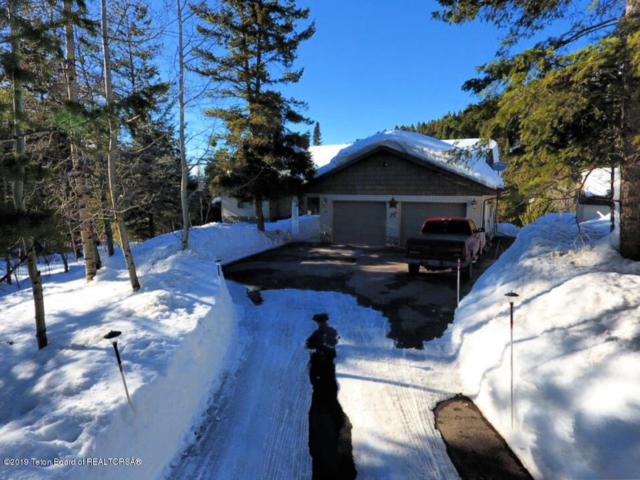 127 Redwood Circle, Star Valley Ranch, WY 83127 (MLS #19-516) :: Sage Realty Group