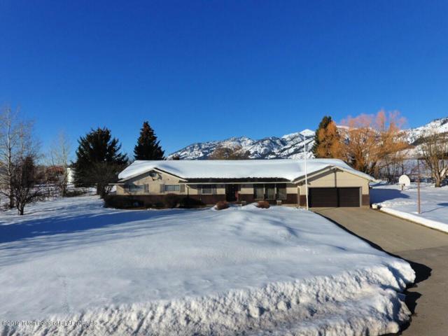 77 Lost Creek Road, Thayne, WY 83127 (MLS #19-518) :: Sage Realty Group