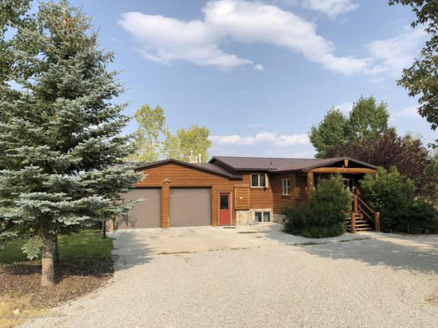 43 Beaver Run Road, Pinedale, WY 82941 (MLS #19-530) :: West Group Real Estate