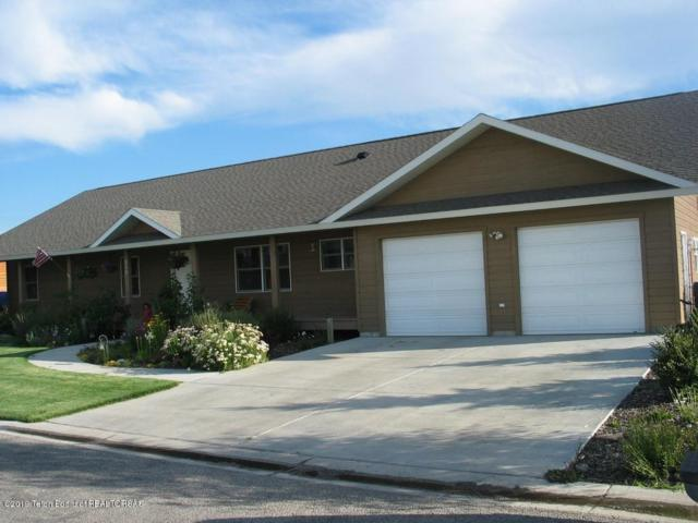 230 Spruce St, Pinedale, WY 82941 (MLS #19-61) :: West Group Real Estate